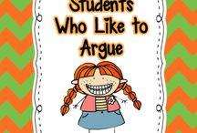 Behavior Management and Classroom Procedure Ideas