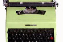Macchine scrivere