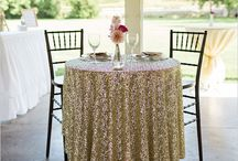 Sweetheart Tables / what's more romantic than a table just for two?