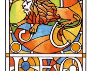 ☼ LEO / Although you were born under the sign of the lion, you often act more like a pussycat. That's fine for quiet times but, if you ever want to make things change or get results that suit you, you need to start prowling and growling. In astrological tradition, the ruler of your sign is the Sun. Be more like it. Rise up high... and shine!