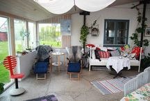 sunroom ideas / by Megan Perkins