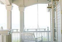 Traumhaus - Balkon & Terrasse / Gestaltungsideen für Balkon und Terrasse mit Pflanzen oder Dekoration