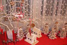 Vánoční kouzlení / všechno co patří k Vánocům