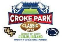 Croke Park Classic Dublin, Ireland 2014 / PSU vs UCF