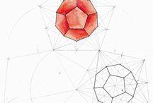 dessins géométrique