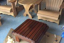 DIY Outdoor Furniture & Decor