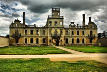 Abandoned palaces, castles and mansions