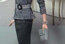 Miniatúry - šaty 2