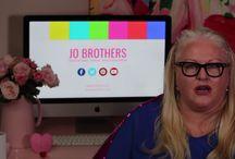 Social Media Tips & Tricks - Videos with Jo Brothers