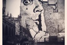 Art: Street art / by Áhugamálin Mín