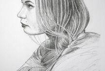 My gallery / #drawing #sketching #urbansketching #urbansketcher #sketchbook #painting #art #hobbyartist #pencil #ink #watercolor