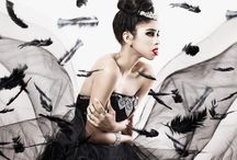 Incredible fashion photography / Pins from various fashion blogs with amazing pictures