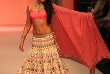 Lakme Fashion Week / A Great look from Lakme Fashion week