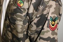 shirt jah army camo