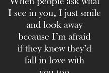 About you ❤
