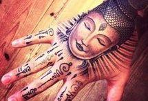 idee tatouage bouddha