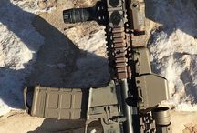 Rifle Airsoft