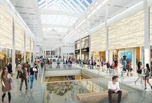 Mall refurbishment precedents