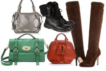 Boots n' Bags / by Christina Moser