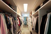 Decoração: Closets / Lindas inspirações para montar o seu Closet. Visite www.thyaraporto.com/blog e confira todas as dicas e novidades.