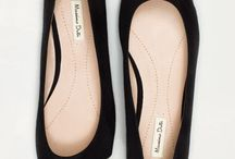 Ballerinas and flat shoes