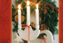 HYVÄÄ JOULUA KAIKILLE / Nautitaan joulusta ja toivotan myös ihanaa uutta vuotta 2015.