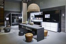 Alno Kitchen's AlnoSara Line / Alno's exhibit at the International Furniture Fair Milan 2014