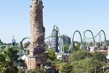 Theme Parks / Various amusement and theme parks