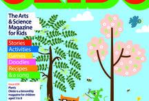 OKIDO Digital 28 / Digital images of Okido issue 28 / by OKIDO Magazine