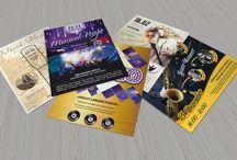 Flyer & Plakate-Ideen