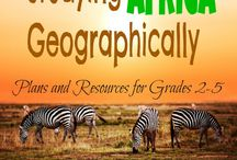 Africa / Exploring Africa with you children