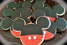 Mickey Themed 1st Birthday Ideas!!!! / by MaryJane Jones
