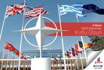 4 Nisan NATO Günümüz Kutlu Olsun. / 4 Nisan NATO Günümüz Kutlu Olsun. www.gizemmobilya.com.tr #GizemMobilya #NATO #Günü #SizdeevinizeGizemkatın