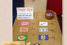 preschool finger gym