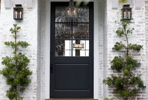 Exterior Paint and Front Doors