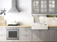 kuchnie szare