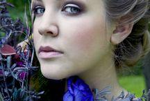 Makijaż / sesje fotograficzne, makijaże fryzury