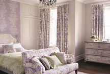 Quintessentially English Design  / Sanderson HOME collection-MADISON, is a vibrant and joyful range of prints and wallpapers, complemented by the smart woven tickings of COUNTRY STRIPES!