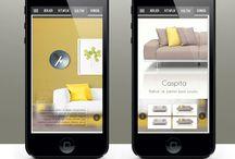 Mobile / ui & ux design