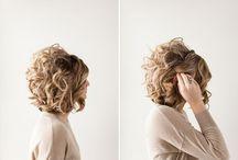 Curly&Short Hair