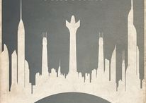 "Coruscant / ""The entire planet is one big city"""