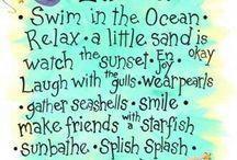 Mermaids, Sailors, and Oceans