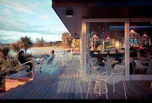 Beach style cafe/restaurant