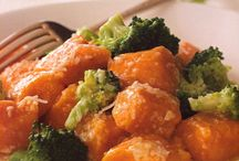 Sweet Potato Gnocchi / by Rocco DiSpirito