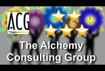 5 Star Review Of Business Consultant / http://www.thealchemyconsultinggroup.com/ A 5 Star review of the business consulting client received from consultants at The Alchemy Consulting Group. Seeking a career or business coach, client chose Alchemy to help her market.    Call 877-978-2110.