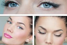 Inspiration | Make Up and Beauty / Make up looks we love
