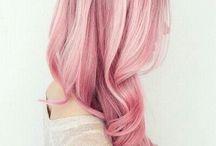 styles hair's rainbow