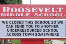 Impact of Closing schools