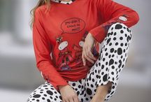 pijamas mujer