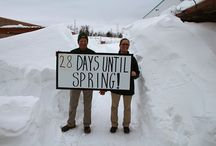 2015 Countdown to Spring / Follow our associates as they count their way down to the official first day of Spring in Atlantic Canada!